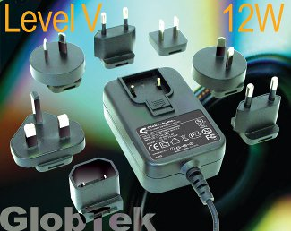 Green Power Supplies Meet Efficiency Level V Requirements 12W